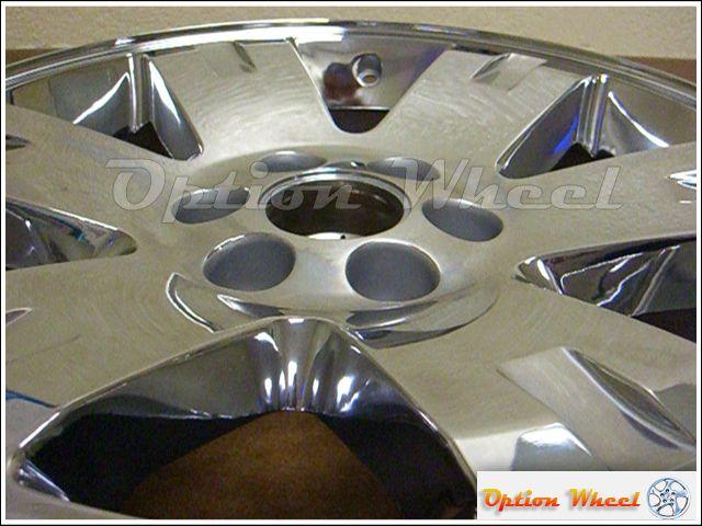 OEM 20 GMC Sierra Yukon XL Denali Chrome Wheels Rims