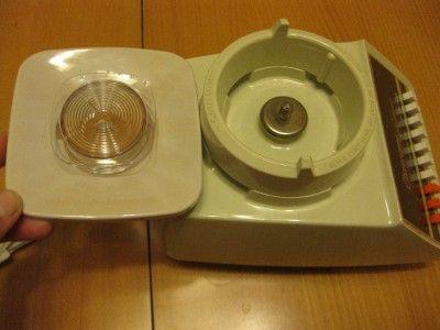 NEW / VINTAGE OSTERIZER GALAXIE 10 SPEED BLENDER MODEL 869 16